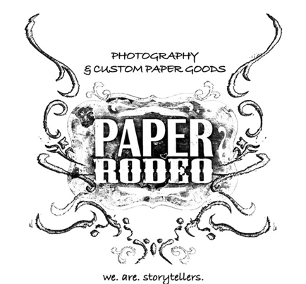 Paper Rodeo Vancouver Wedding Photography and Custom Paper Goods